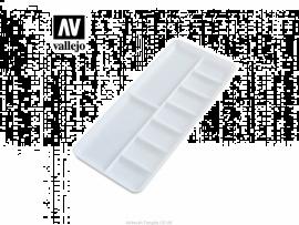 HS121 Accesories - Rectangular palette