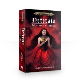 NEFERATA: MORTARCH OF BLOOD