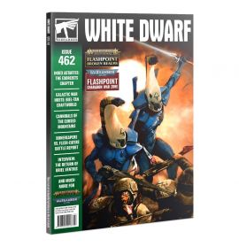 WHITE DWARF 462