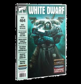 WHITE DWARF 464