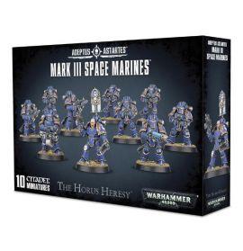 MARK III SPACE MARINES