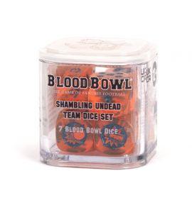 BLOOD BOWL: SHAMBLING UNDEAD DICE SET
