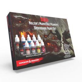 The Underdark Paint Set